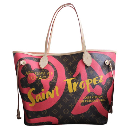 "Louis Vuitton ""Neverfull MM"" Saint Tropez"
