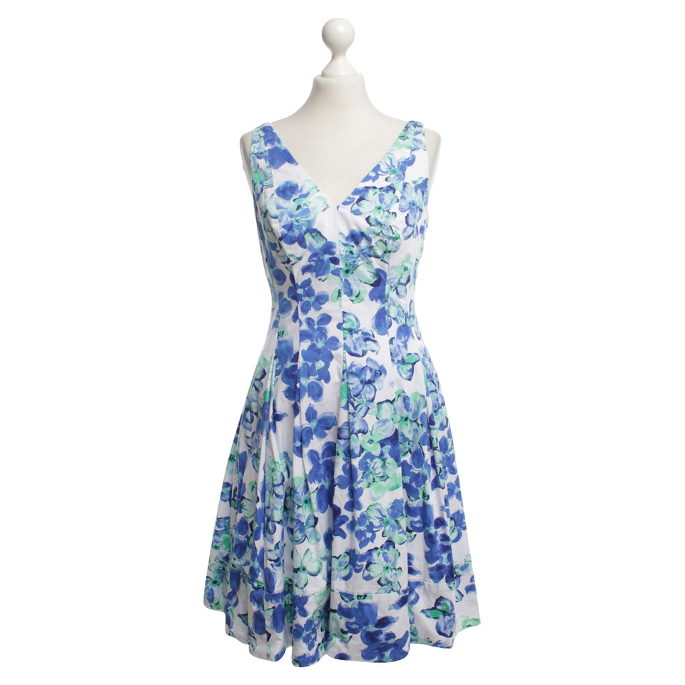 Ralph Lauren Summer dress in blue / white / green