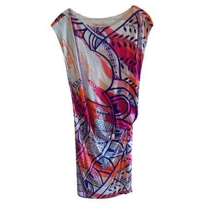 Emilio Pucci Zijden jersey-jurk