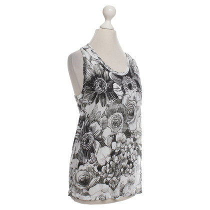 Stella McCartney Top with floral print