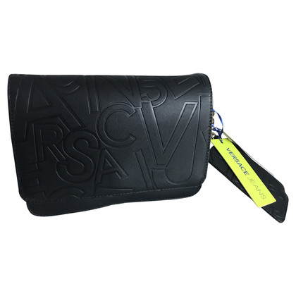 Versace clutch in zwart