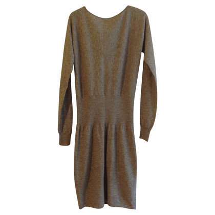 Stefanel Knit dress in light grey
