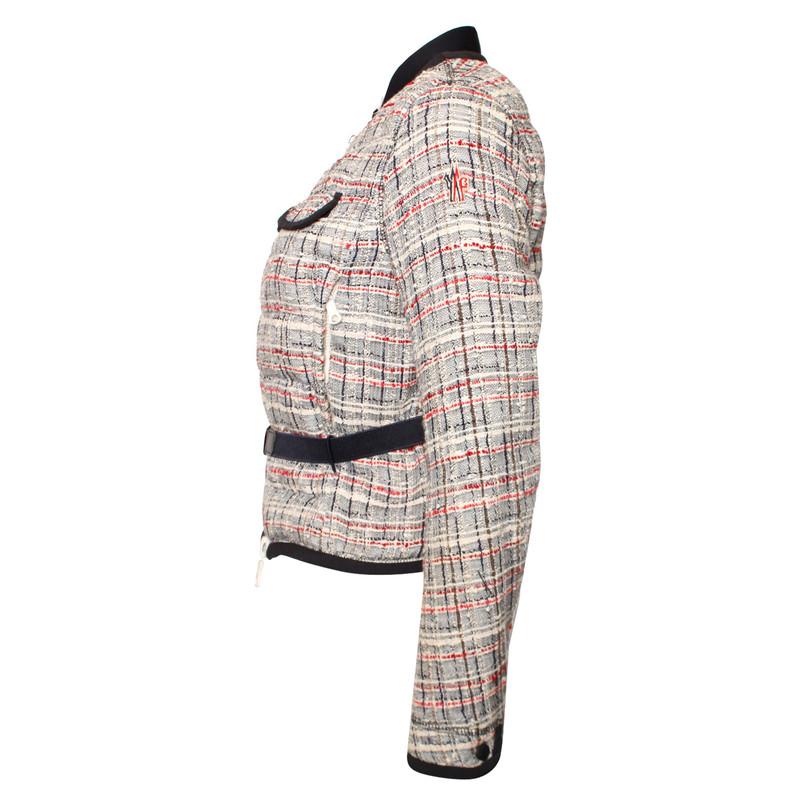 Moncler JackeMantel aus Baumwolle Second Hand Moncler