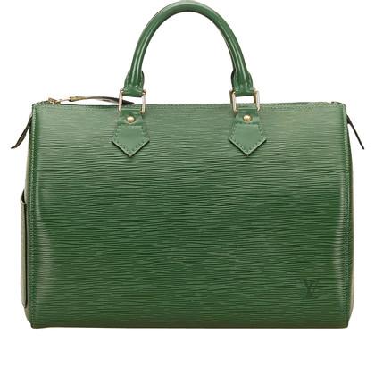 Louis Vuitton Tasche Schwarz Leder