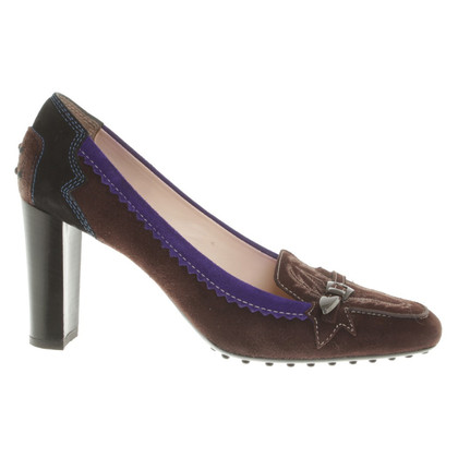 Tod's Pumps in Braun