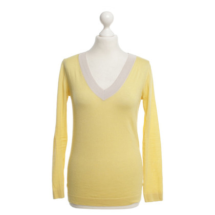 Prada Sweater in yellow