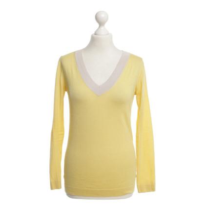 Prada Trui in het geel
