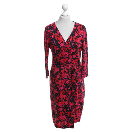 Diane von Furstenberg Wrap dress with print