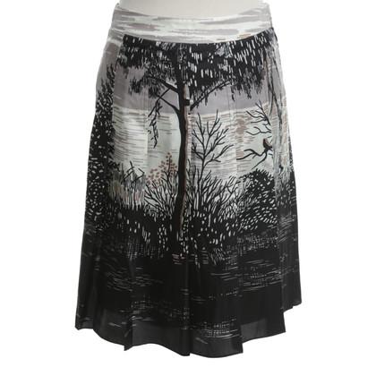 Marni skirt made of silk