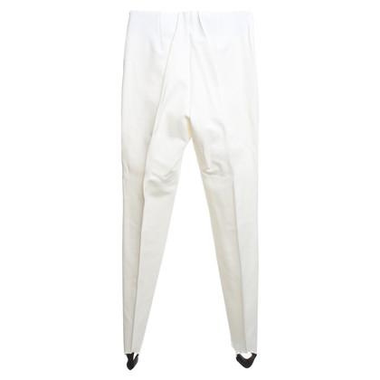 Bogner Crème-kleurige stijgbeugel broek