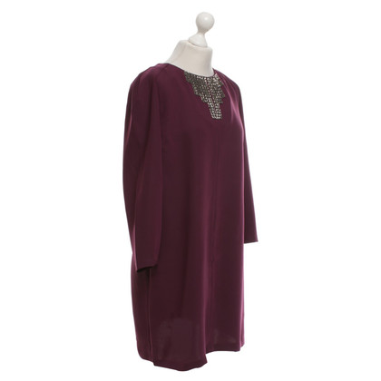 Ted Baker Dress in eggplant