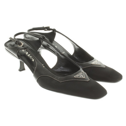 Prada Slingback pumps in black