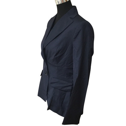 Schumacher Blazer in dark blue