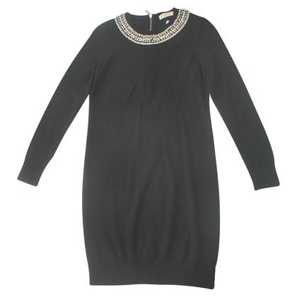 Michael Kors Gebreide jurk met Metallapplikation
