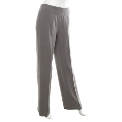 Armani Collezioni trousers in grey