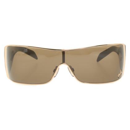 Dolce & Gabbana Monoshade Sonnenbrille