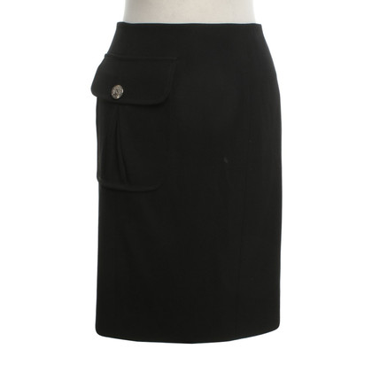 Céline skirt in black