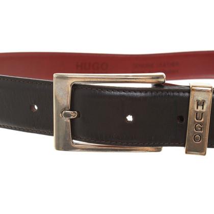 Hugo Boss Belt in brown