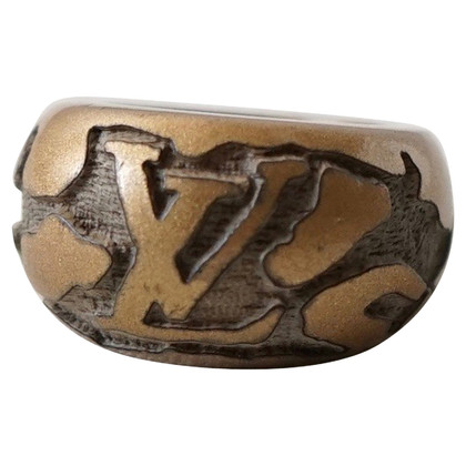 "Louis Vuitton ""Leomonogram"" -ring"