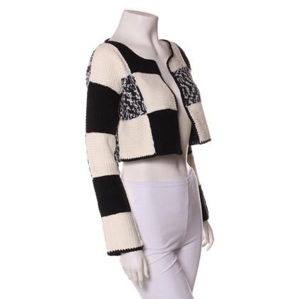 Manoush Strickjacke mit Muster