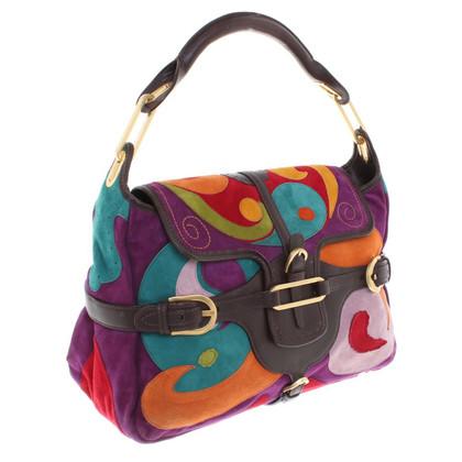 Jimmy Choo Handbag in patchwork design