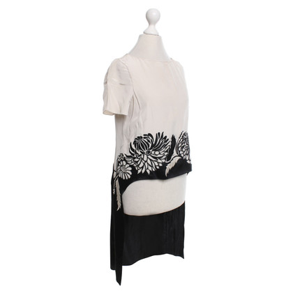 Temperley London top with embroidery