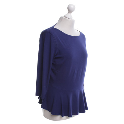Marc Cain top in blue