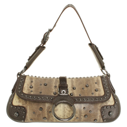 Dolce & Gabbana Handbag in reptile look