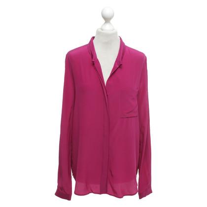 """Diane von Furstenberg Zijden blouse """"Lorelei"""""""
