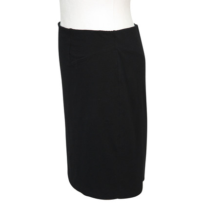 Whistles skirt in black