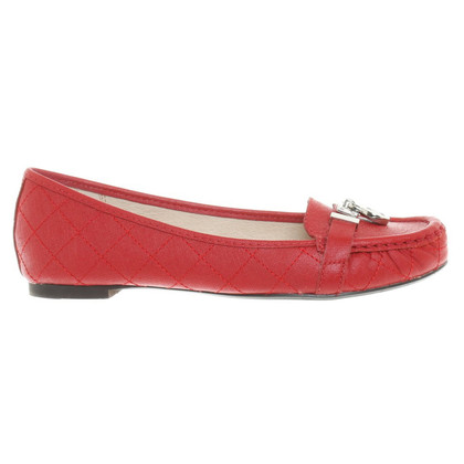 Michael Kors Slipper in Red
