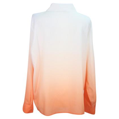 Calvin Klein Blouse in oranje