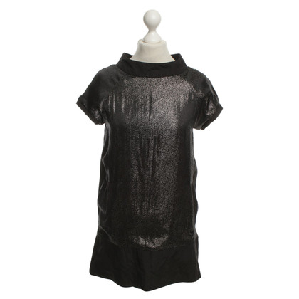 By Malene Birger Dress with metallic details