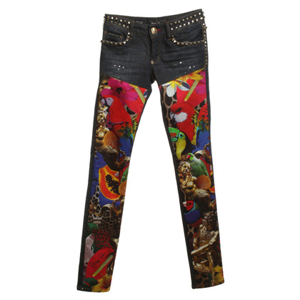 Philipp Plein Jeans Photo Print