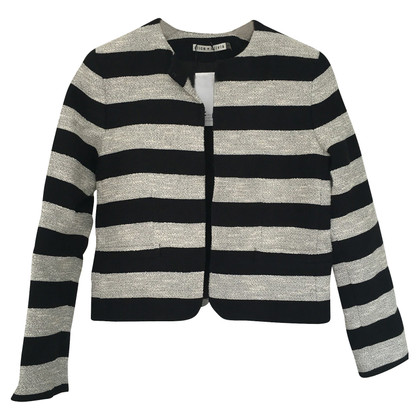 Alice + Olivia Striped jacket