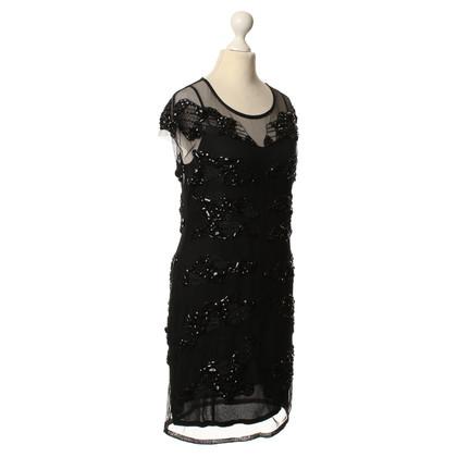 Just Cavalli Black dress with ornaments