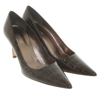 Laurèl Braune Pumps