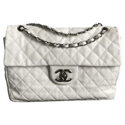 Chanel Chanel maxi jumbo caviar flap bag