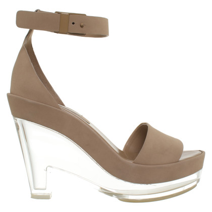 Stella McCartney Leather sandals