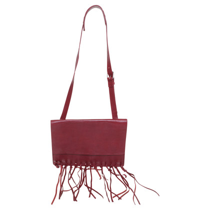 Other Designer Fringe bag in Bordeaux
