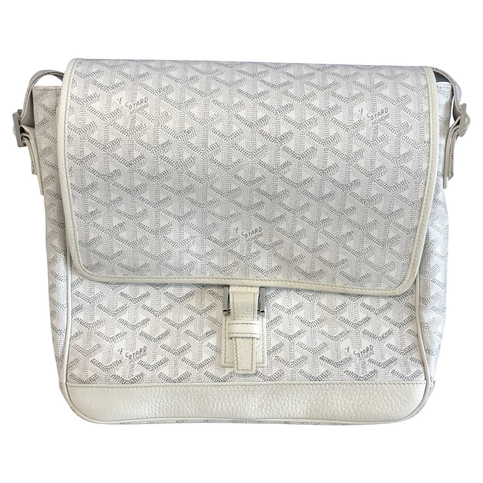 Goyard Messenger Bag In White Buy Second Hand Goyard Messenger Bag - How to create a paypal invoice goyard online store