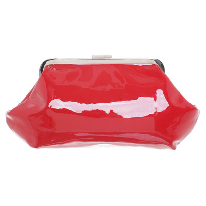 Dolce & Gabbana clutch in rosso