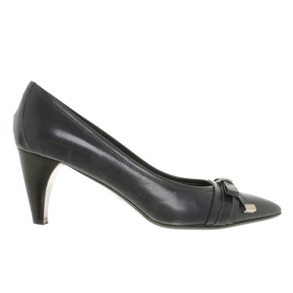 Aigner pumps made of leather