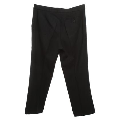 Sonia Rykiel Wool pants in black