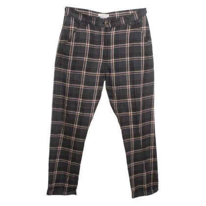 Isabel Marant Etoile Pants with Plaid