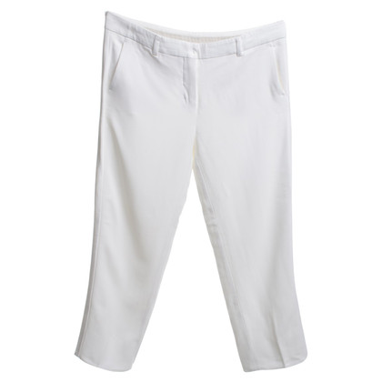 Max Mara 7/8 pantaloni in crema