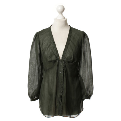 """Diane von Furstenberg Zijden blouse """"Deidre"""""""