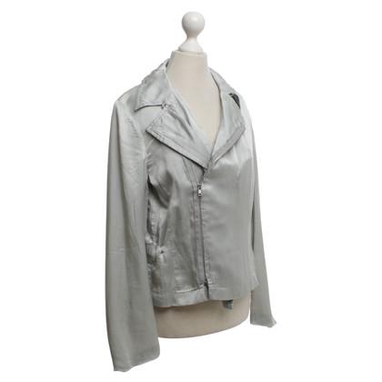 Comme des Garçons Short jacket in silk