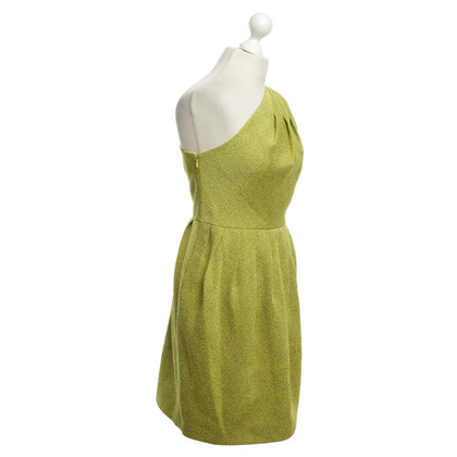 Halston Heritage Sheath dress in green
