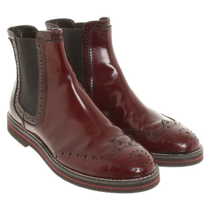 Other Designer AGL - Ankle boots in Bordeaux